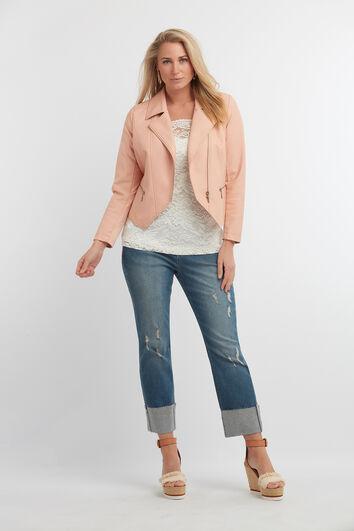 Glitzer-Jeans