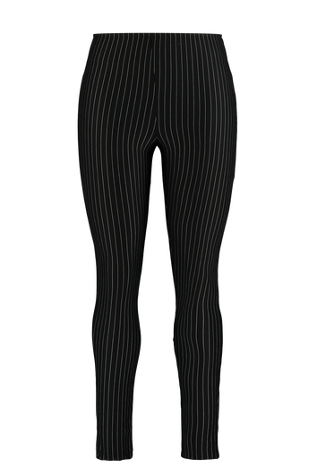 Nadelstreifen-Leggings