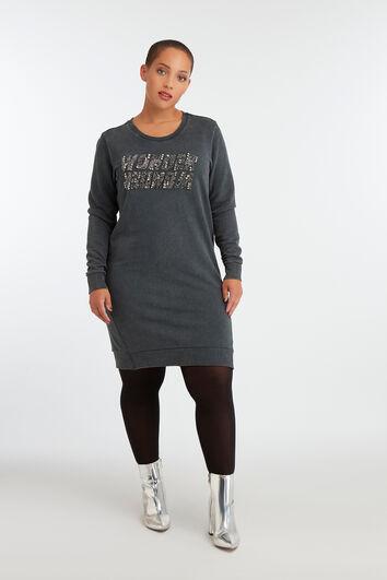 Sweater-Kleid