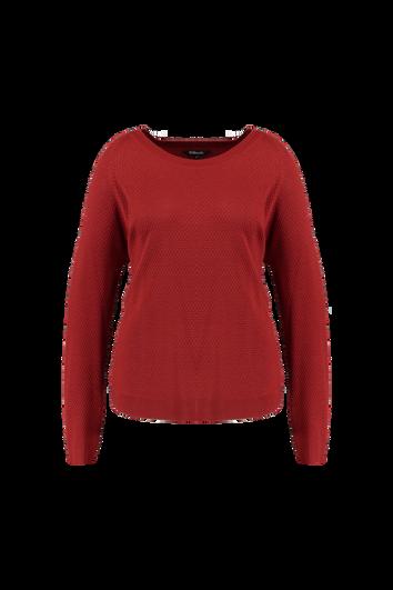 Sweater mit Struktur