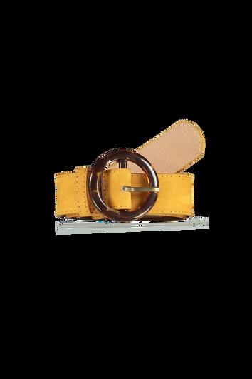 Gürtel aus Kunst-Veloursleder