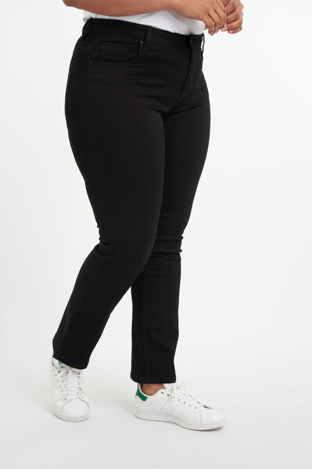 Straight-Leg Jeans LILY
