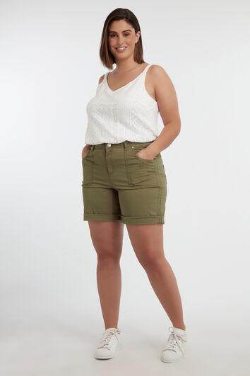 Baumwoll-Shorts