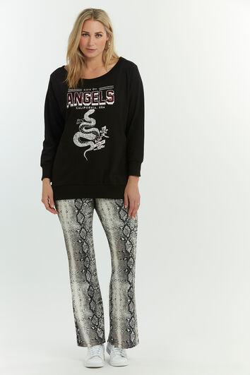 Sweater mit Print