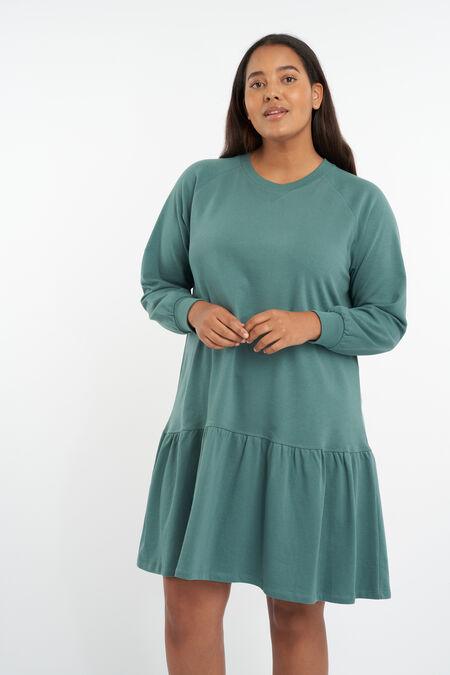 Sweatshirt-Kleid