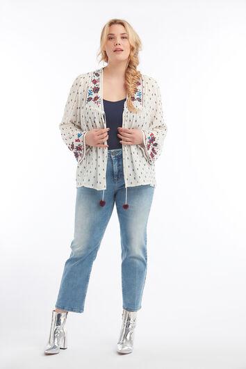 LILY Jeans mit geradem Bein
