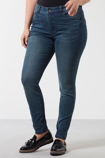 SHAPING Jeans im skinny-Leg Fit