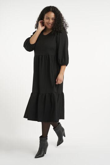 Langes weites Kleid