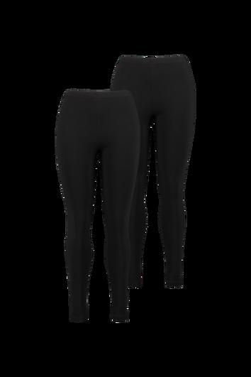 Leggings im Zweier-Pack