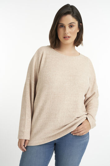 Boxy-Pullover