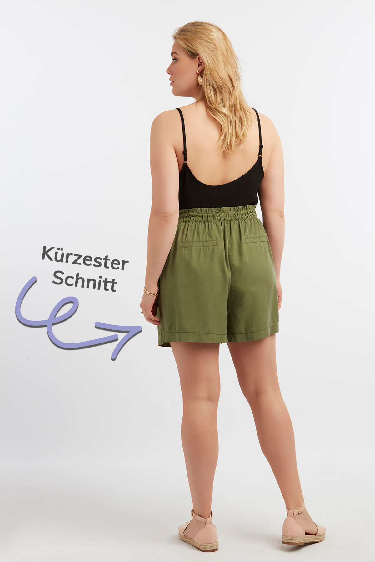 Shorts volles Modell